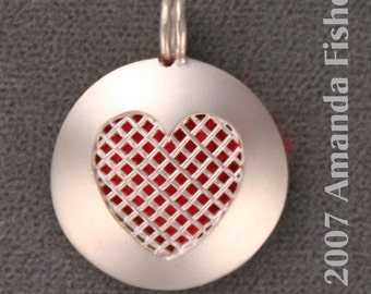 Heart Scent Locket