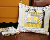 Simply Sunny pillow cover set