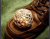 Chainmail Hacky Style Foot Sack - Tye Dye