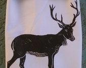 big buck deer towel