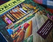 Mid Century Modern - How to Build Decks - Book