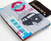 Passport Cover - I see London