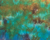 Dreamwork Fabric - Fantasy Landscape 1\/2 Yard