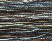 Whatnot Handspun 2 Ply Romney Wool Yarn Approx 78 Yards 4oz