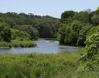 Humber River, photograph