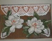 Gardenias and Lace Postcard