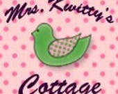 Animated Advertisment- Custom Order for Mrs. Kwitty's Cottage