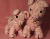 Mama and Baby Piggy
