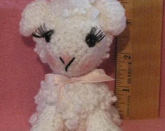 Witty Bitty Baby Lamb