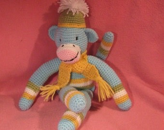 Sam The Sock Monkey