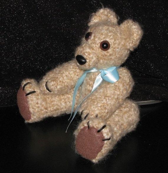 Monty Teddy Bear