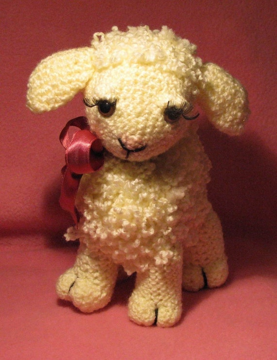 Lilly The Lovable Lamb