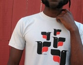 FLY AWAY Graphic Tee Mens (Small) Last Available