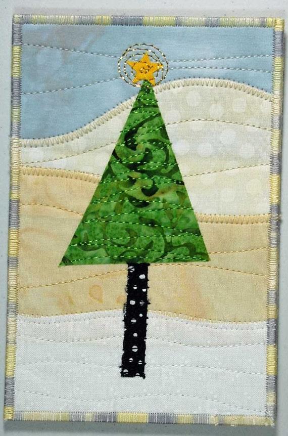 Winter Tree Postcard 2