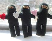 CUSTOM LISTING FOR MOVCRITIC - love ninjas