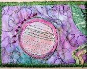 RESERVED for Janine ONLY.  Summer Blossom 2 ACEO COMPO for Summer