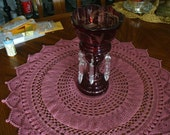Rosey Center piece, Table Cloth, Table Cover