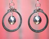 Robotic Cabaret Earrings 20 percent off until 11/22