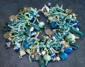 Mermaids Fringe Bracelet