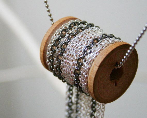 Spooled Necklace 1