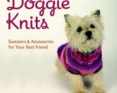 Doggie Knits, Sweaters and Accessories for Your Best Friend, author signed
