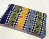 Tissue Holder in Measuring Tape Fabric
