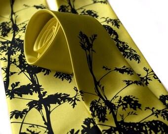 3  groomsmen wedding neckties. Men's accessories with bridal discount. Matching vegan-safe microfiber ties, same design.