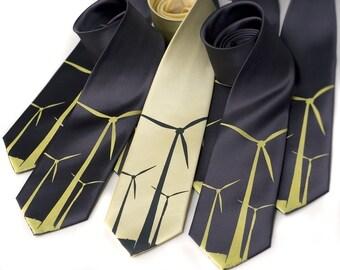8 custom groomsmen neckties. 20% wedding party discount, matching ties, same design. Vegan-safe microfiber.