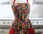 Apron Fourth of July CLASSIC