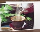 PERU COCA TEA plus Card