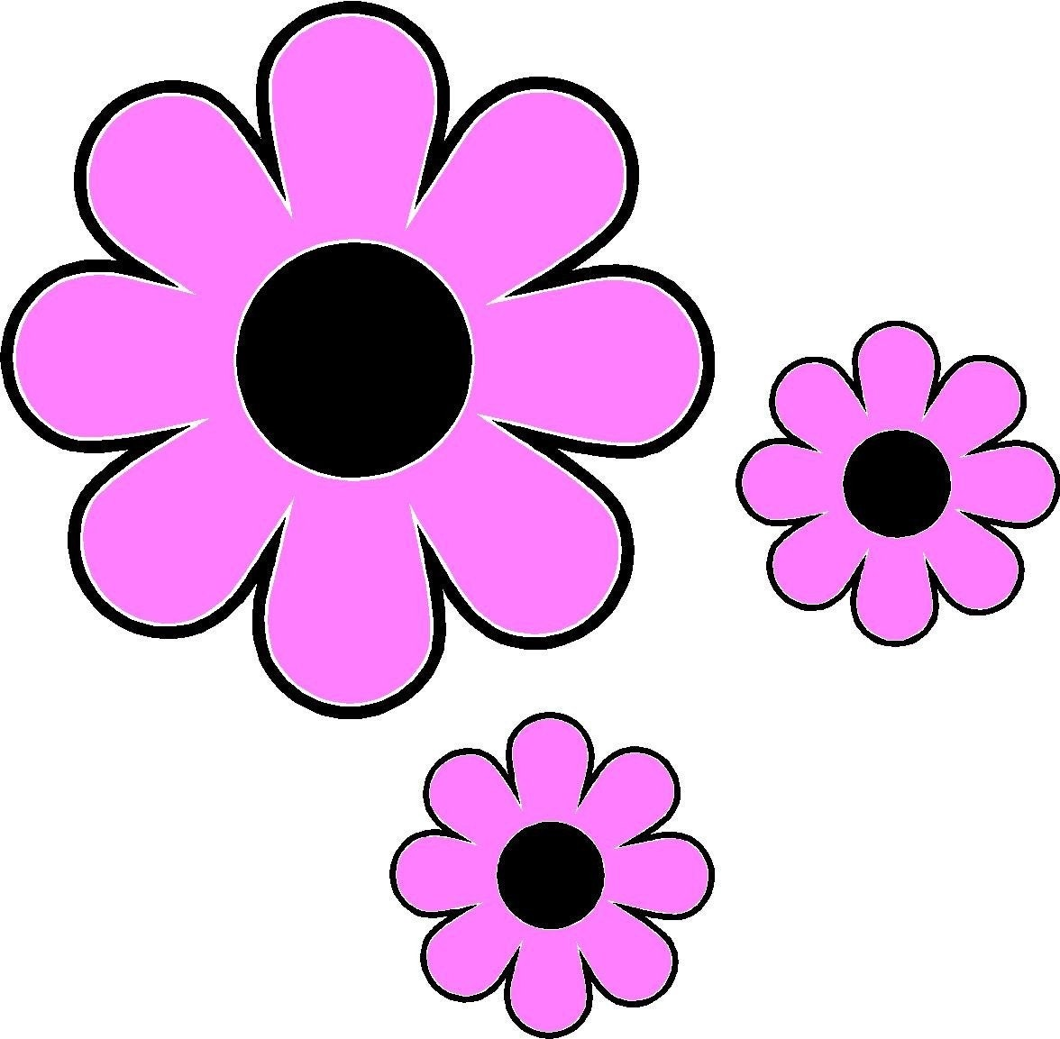 Hippy Flower II Vinyl Decal Sticker Adhesive Graphic for your