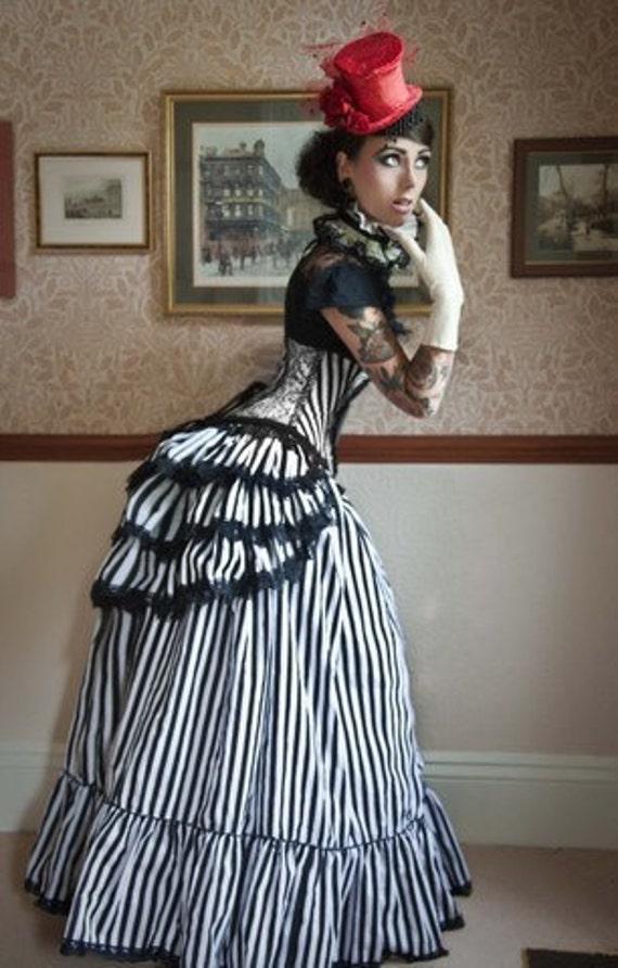Steam Punk Wedding Dress 66 Lovely lovechildboudoir