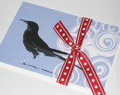 3 BIRD CARDS-one for FREE