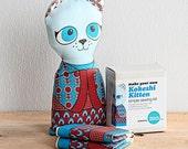 Make Your Own Kitten Sewing Kit