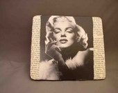 Upcycled Marilyn Monroe Cigarette Case