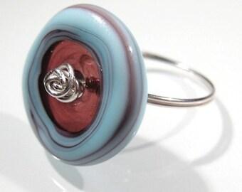 Tutorial - Disc Bead Ring