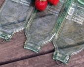 Repurposed Coke Bottle Plate
