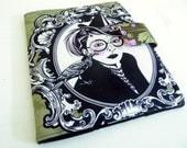 iPad 2 Cover, iPad 3 Cover, iPad 4 Cover, Halloween Witches, Nightshade Gothic Witches
