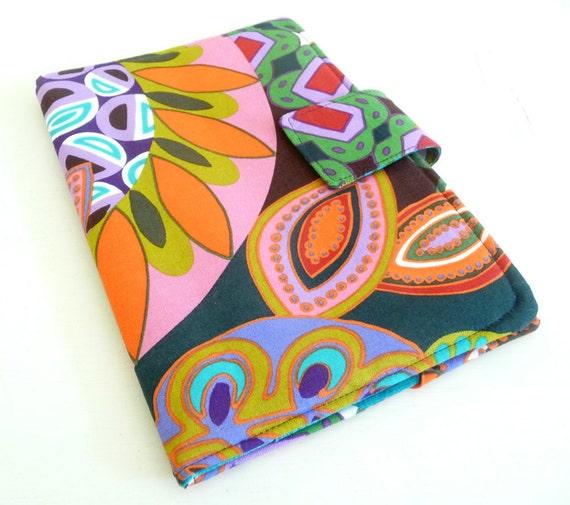 Kindle 3 , Kindle Keyboard Cover - Kebede Floral