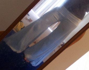 Custom Ninja Pants ---- You Pick the Color and Size ----