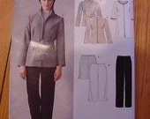 New Look Pattern 6654 Size 8 to 18 UNCUT tops and bottoms