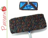 Eco Mop or Sweeper Cover Replacement Crochet PDF Pattern, Swiffer Type