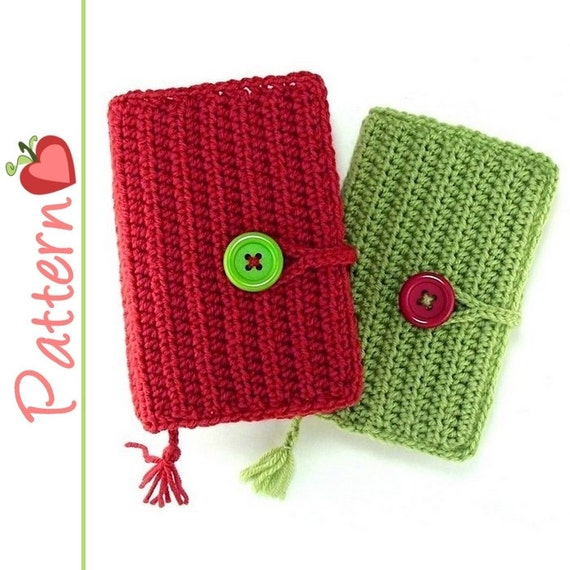 Crochet Stitches Lp : Book Cover Crochet Patterns pdf, Vinyl or Crocheted Flaps, 2 Styles ...