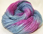 Handpainted Cotton Bamboo Yarn 300yds 5.3 ounces 325yds