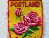 Set of 3 Vintage Patches