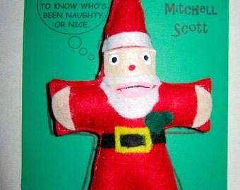 The Voodoo Santa