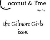 Gilmore Girls recipe zine- Coconut  Lime