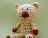 Crocheted Reversible Bunny-Bear