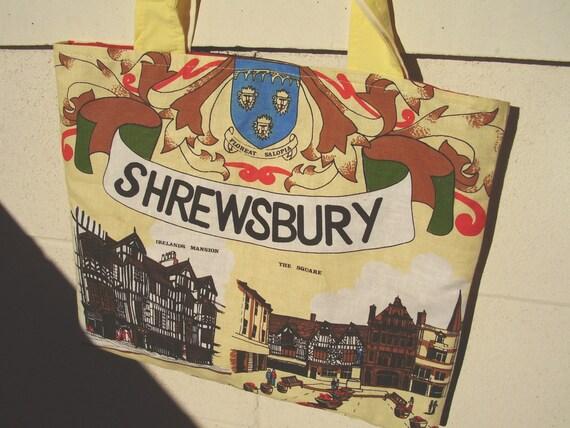 Shrewsbury Tote
