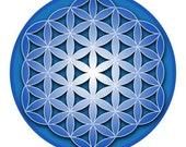 Flower of Life Mandala Wall Decal